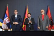 """""""Otvoreni Balkan"""" novo ime za Mini Šengen, cilj da budemo od pomoći jedni drugima"""