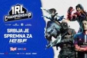 Srbija je spremna za IeSF Svetski esports šampionat