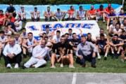 Mirović i Godfri obišli košarkaški kamp na Fruškoj Gori