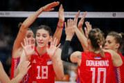 Odbojkašice Srbije sa Azerbejdžanom za potvrdu osmine finala