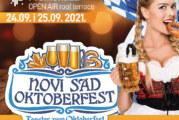 Ni ove godine ne možete na Oktoberfest u Minhen – dobrodošli na Novosadski Oktoberfest!