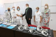 Institut za zdravstvenu zaštitu dece i omladine Vojvodine dobio pet aspiratora i sisteme za torakalnu drenažu od Unicefa