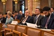 Pastor i Zobenica na sastanku predsednika parlamenata Jugoistočne Evrope u Budimpešti