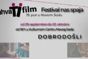 Međunarodni 19. filmski festival Uhvati film u KCNS