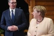 Merkel završava posetu Beogradu, odlazi u Tiranu