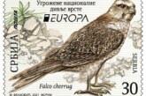 """""""Stepski soko"""" na evropskom izboru za najlepšu poštansku marku"""