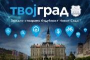 Novi Sad pokrenuo digitalnu platformu TvojGrad