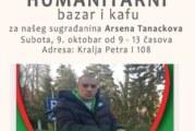 Humanitarna akcija u Kikindi: Da Arsen ponovo prohoda